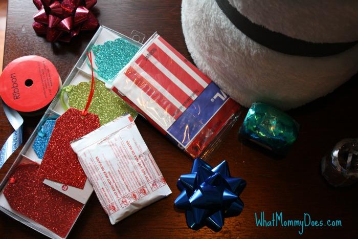 redbox gift parts