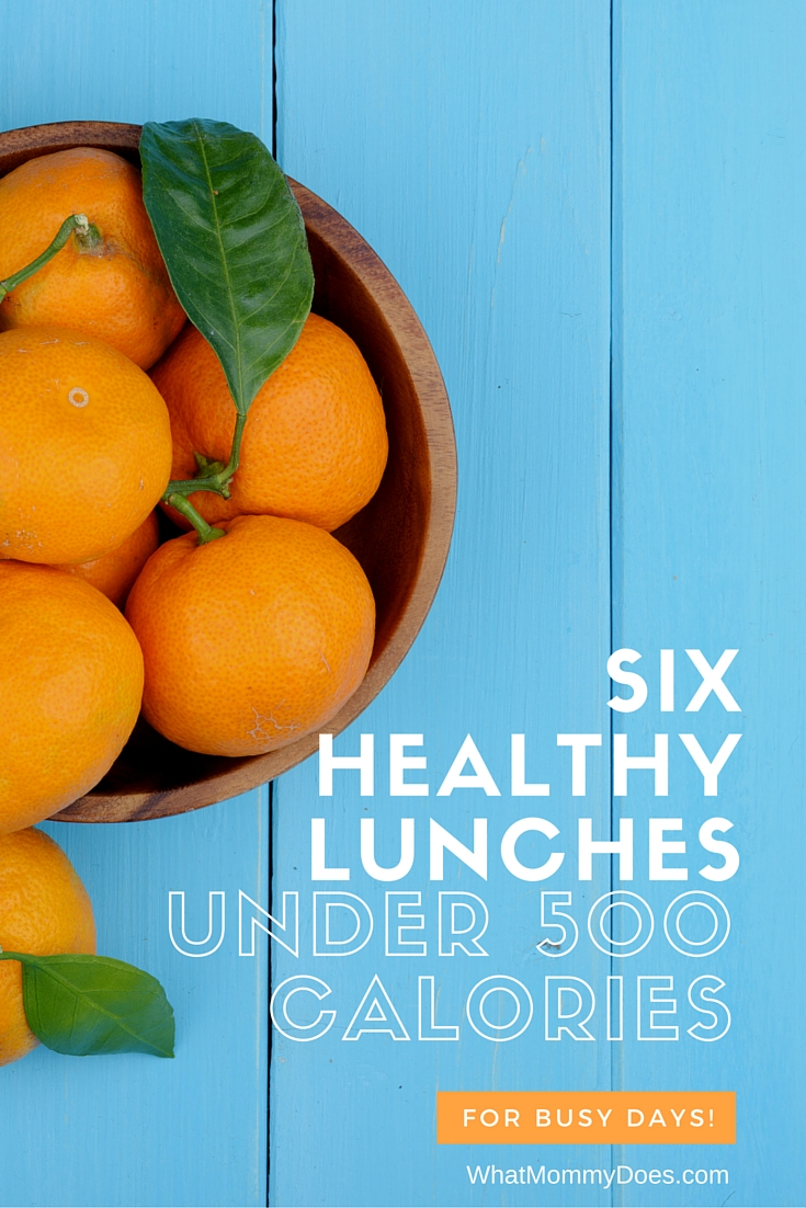 6 healthy Lunches