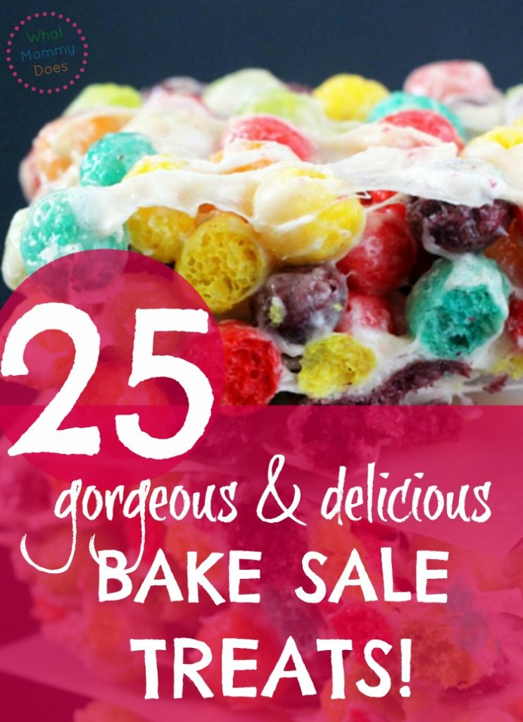 Best Food To Make For A Bake Sale