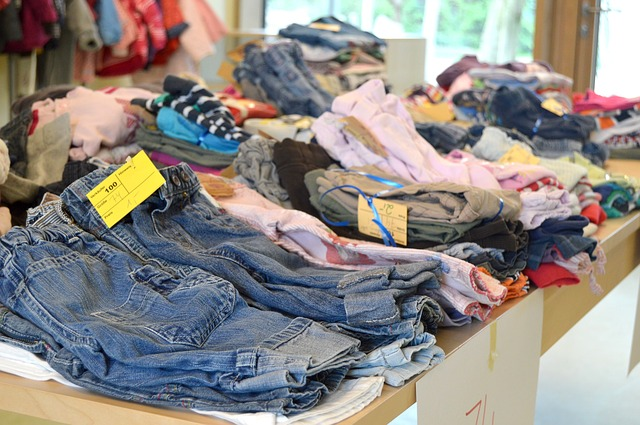 15 Things You Can Sell to Make Money Fast - kids clothing