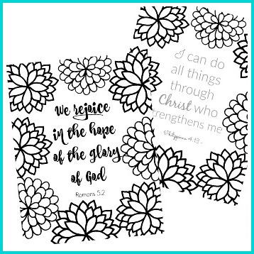 Bible Verse Coloring Pages Collection What Mommy Does Bible Verses Coloring Sheets