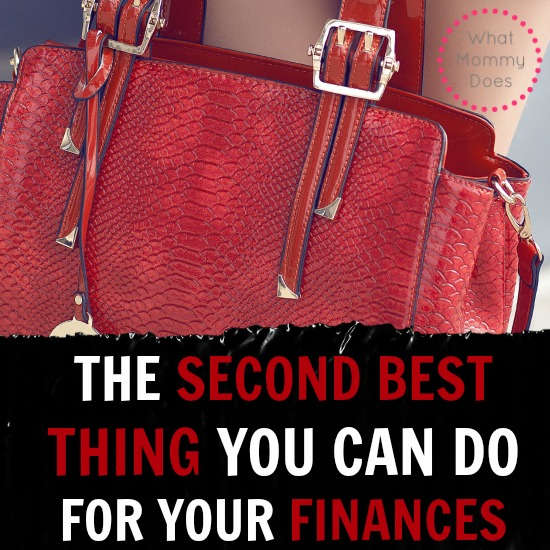 The Second Best Thing You Can Do for Your Finances