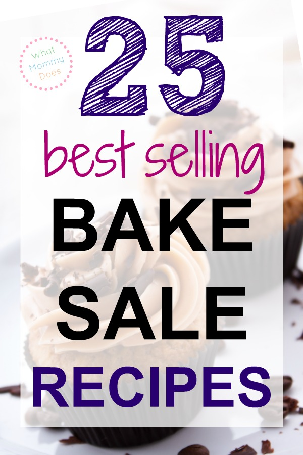 25 bake sale treats that will sell out
