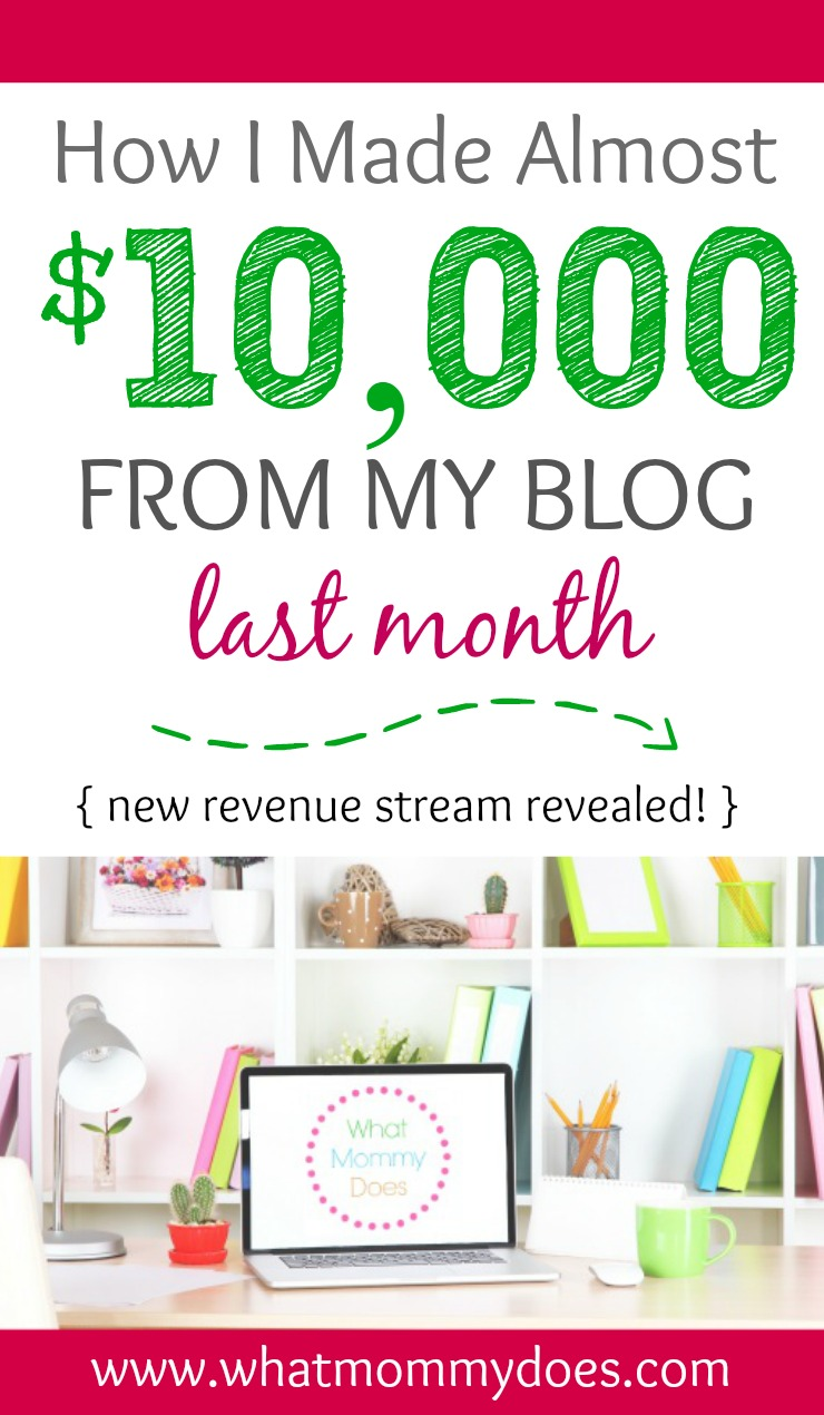 How I Made Almost 10000 from my blog last month - January 2016