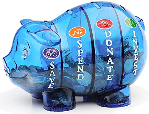 How to teach kids about money what mommy does for Childrens piggy bank