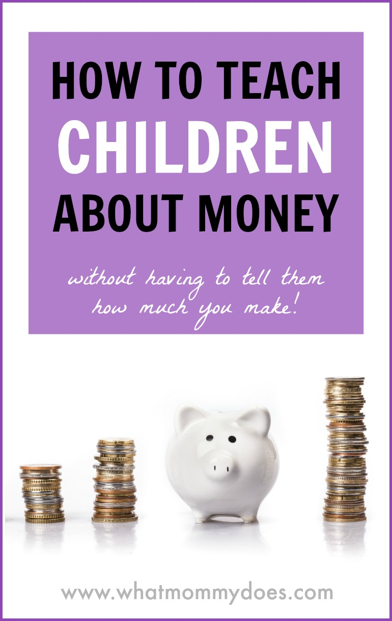 How to Teach Kids About Money - This site is full of ideas for teaching kids about money including fun ways! The kids will need to budget one day….financial literacy is not a life skill I want to overlook! A must read written by a CPA!!