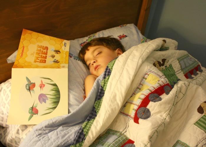Julian bedtime story orajel