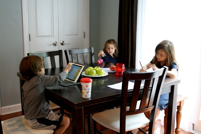 Kids get bored sometimes. This is the perfect opportunity to begin a family project!