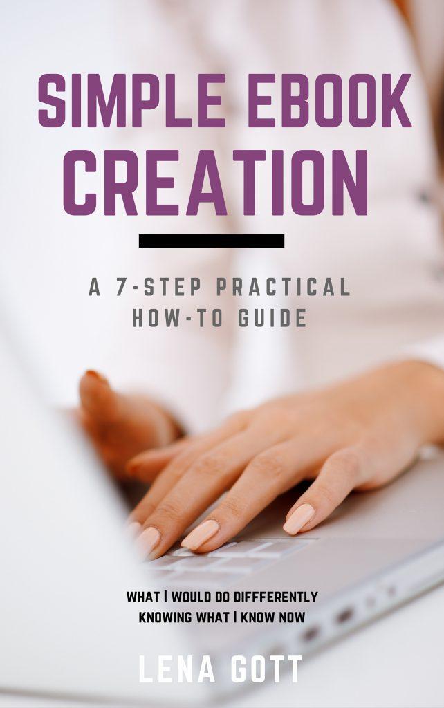 simple ebook creation process