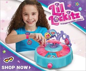 Lil' Lockitz Memory Studio – The Perfect Christmas Gift!