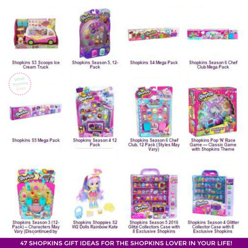 47 Amazing Shopkin Gift Ideas For The Shopkins Lover In Your Life