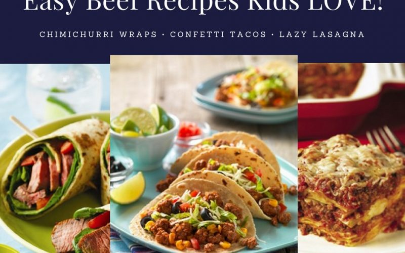 Delicious & Affordable Beef Recipes for the Whole Family