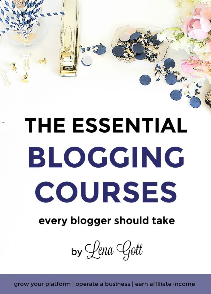 Hands down these are the BEST blogging courses you can take if you want to create a blg that makes money. You can't just slap up posts + hit social media haphazardly…you've gotta have a plan!! The tips in these courses are a great baseline knowledge for all bloggers. I would say they are REQUIRED blogging education! I'm a busy stay at home mom & I need to know how to build a blog that earns income...these courses helped me grow my blog to 100k per year. You can do it, too! | blogging for money, extra income ideas, jobs from home