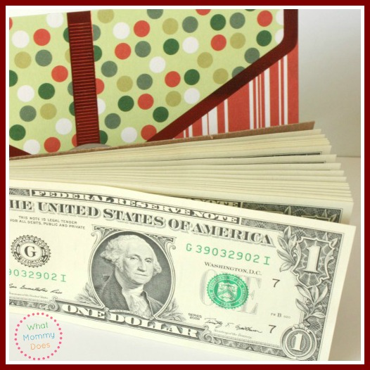 How to Make a Money Notepad – A Cute & Practical Gift!!