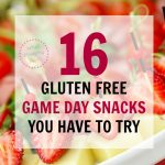 Gluten Free Game Day Snack Ideas You Need to Try + Bonus $0.75 ANGIE'S BOOMCHICKAPOP® Coupon