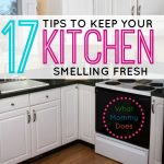 17 Tips & Tricks to Keep Your Kitchen Smelling Fresh