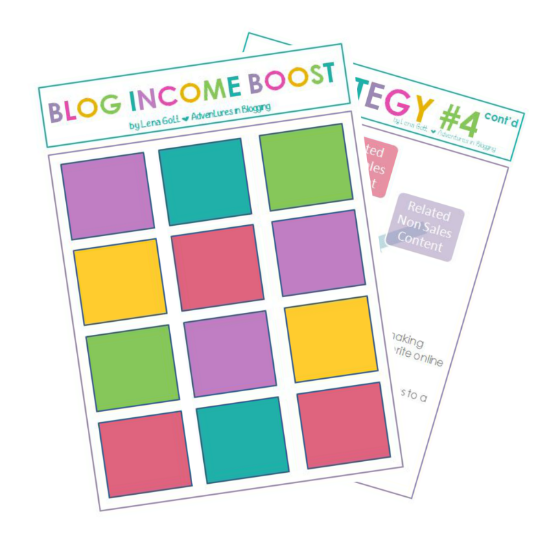 Big Announcement! New E-book on Making Money Blogging!