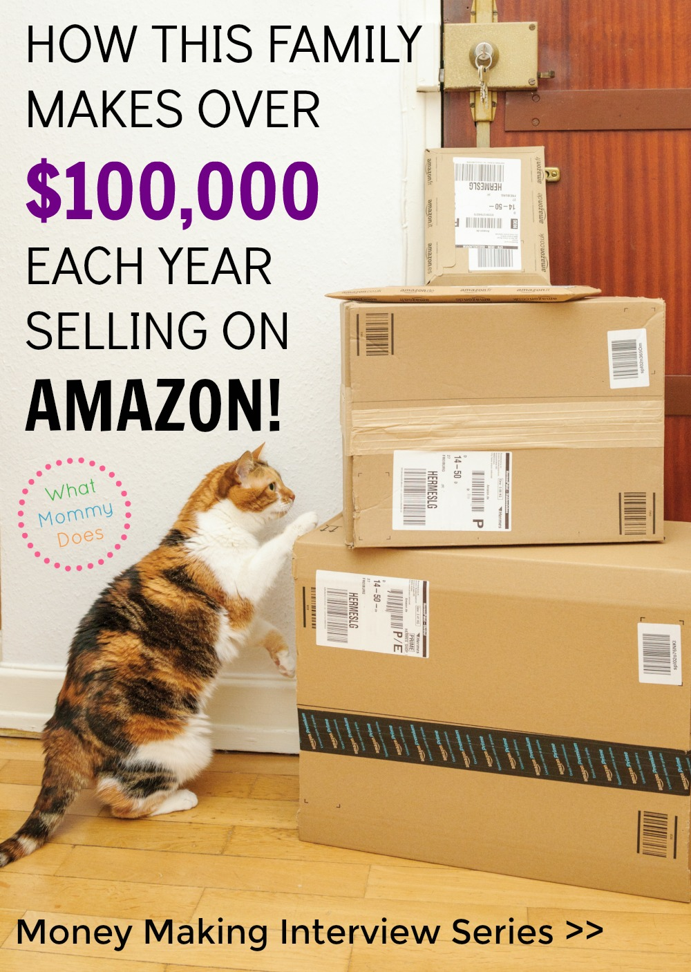How This Family Makes 100 000 Per Year Selling On Amazon
