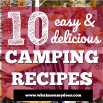 10 of the Best Campfire Food Recipes – Easy Meal Ideas for Your Next Camping Trip
