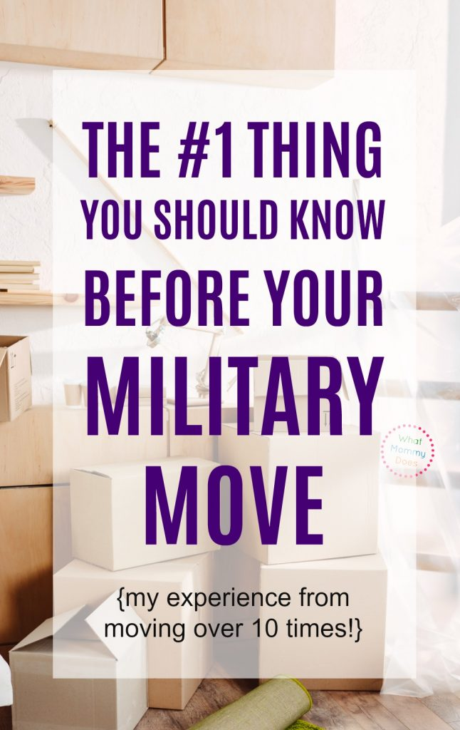 Wow! I'm so glad I read this. She's moved over 10 times with the military. I was so stressed out & I would have done this wrong. Now I have a simple plan to follow for our last minute move cross country. It's my first time doing a PCS move. | house moving tips, PCS packing tips, military move checklist