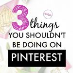 3 Things Most Bloggers Get Wrong When It Comes to Pinterest Traffic