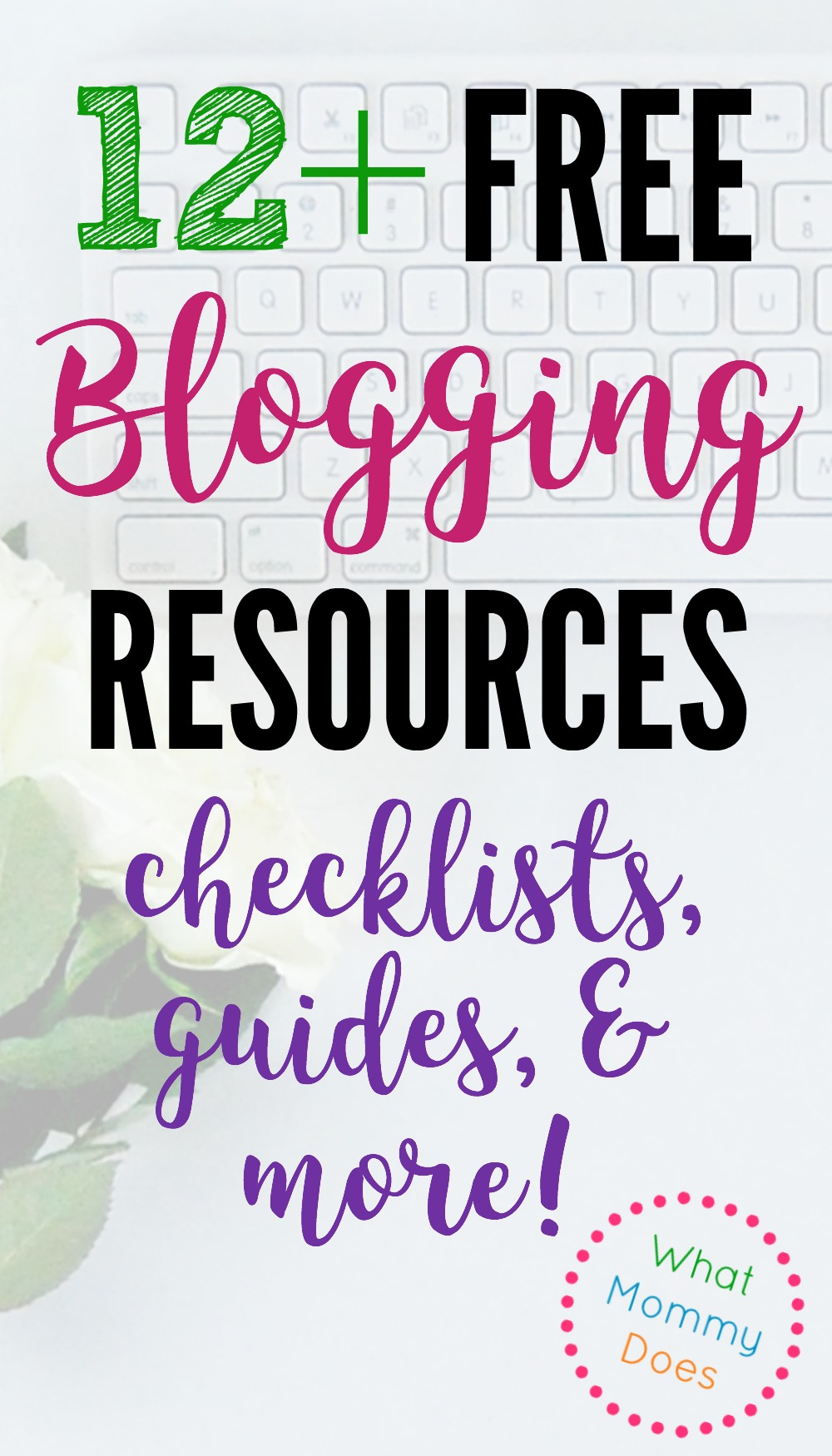 These are the blogging guides you MUST download right now! If you need tips on growing your blog traffic, ideas to increase blogging income, this is a great resource list for you! You can get lots of ideas for free. Just follow each link to redeeem. | 12+ Free Blogging Resouces