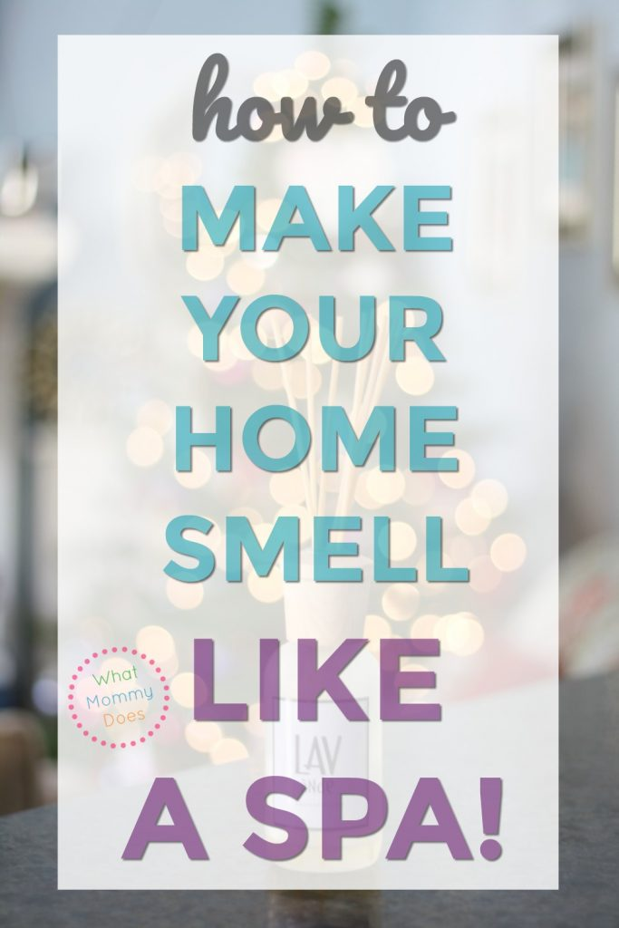I found this essential oils fragrance blend at a luxurious spa and ordered two for my house - it makes my home smell so great and I get compliments all the time!! It makes your home smell good all the time & the fragrance lasts many months!   How to Make Your House Smell Good