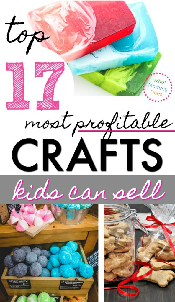 My daughter is gonna LOVE these ideas! Such easy DIY craft ideas that are age-appropriate. I'm gonna help her some but I want her to be able to run this mostly on her own. So glad I found this list of ideas from a mom who's done this before! I think we might try the essential oil bath bombs OR gourmet brownies if food is allowed!