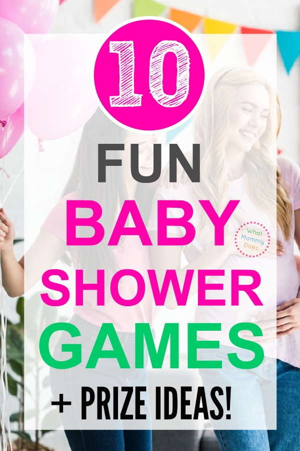 I want to plan a classy baby shower for my sister and am SO GLAD I found this list of cute games to play! All of the women in attendance will love these baby shower games! The games are funny, yet tasteful and the prize ideas fit my budget.