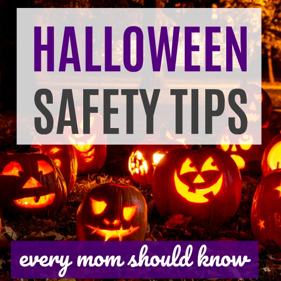 halloween safety ideas - how to keep your kids safe