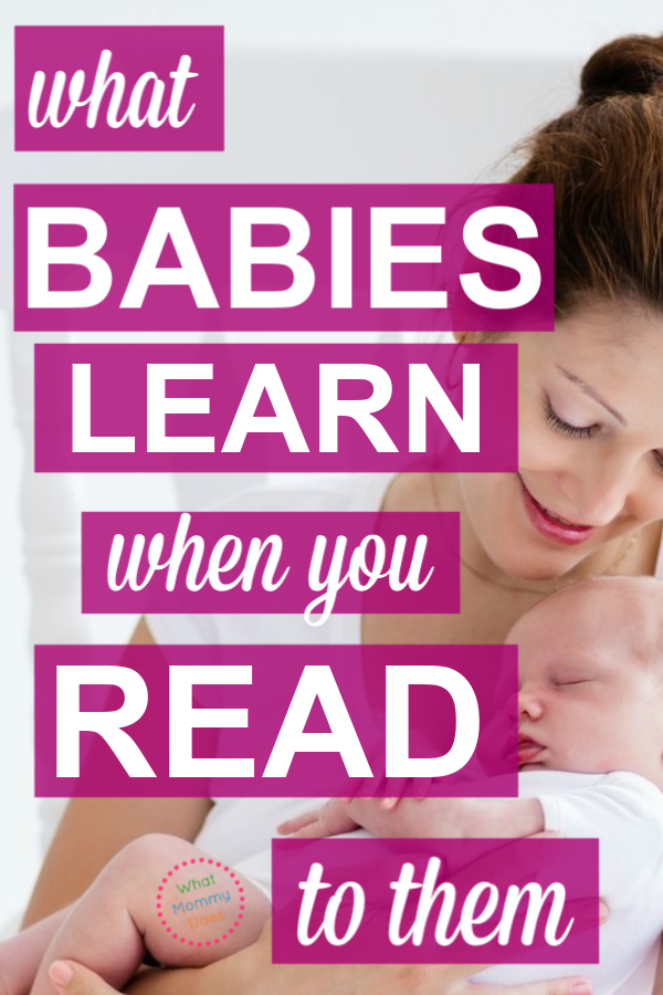 There are SO MANY benefits of reading to your baby! I didn't realize how this impacts children when they get older. Here's what you need to know + some tips on when to start reading to babies.